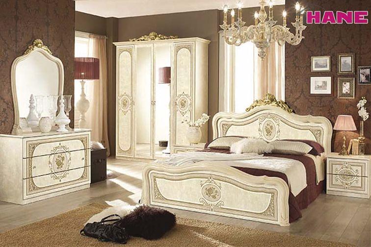 Alice 06 Italienisches Schlafzimmer   Stilev - Möbel Online Kaufen