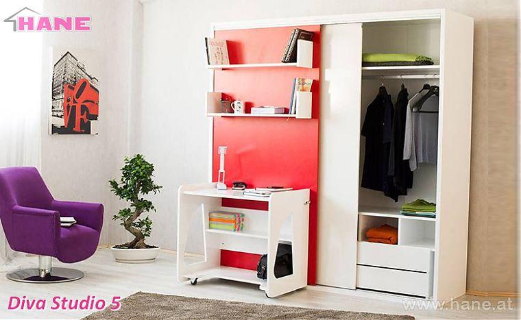 Diva Studio 5 Schrankbett Stilev Möbel Online Kaufen