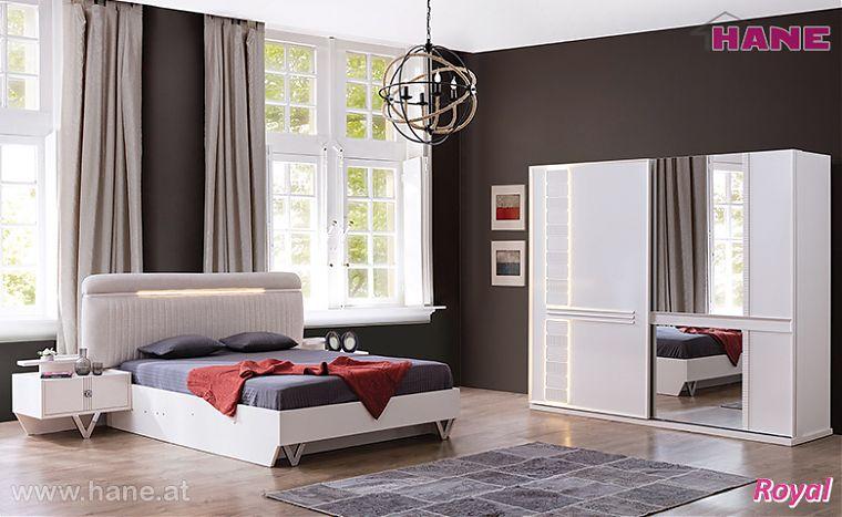 Royal Schlafzimmer | Stilev - Möbel Online Kaufen