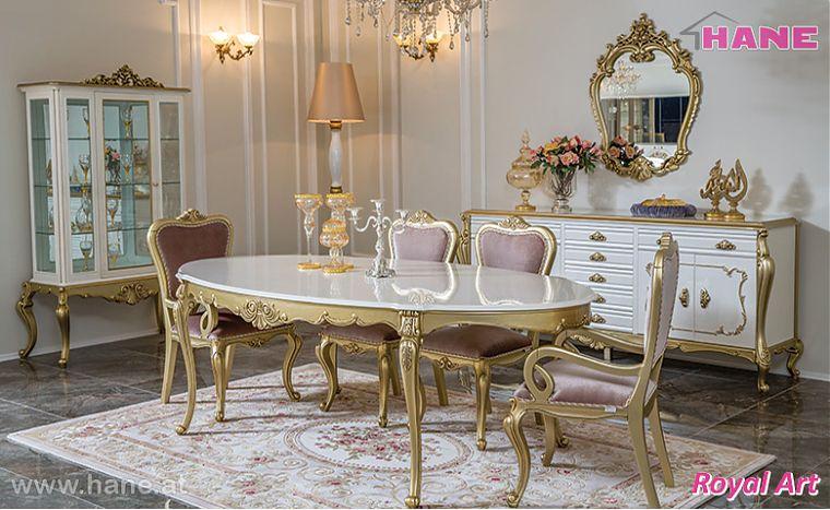 Royal Art Italienische & klassische Esszimmer | Stilev ...