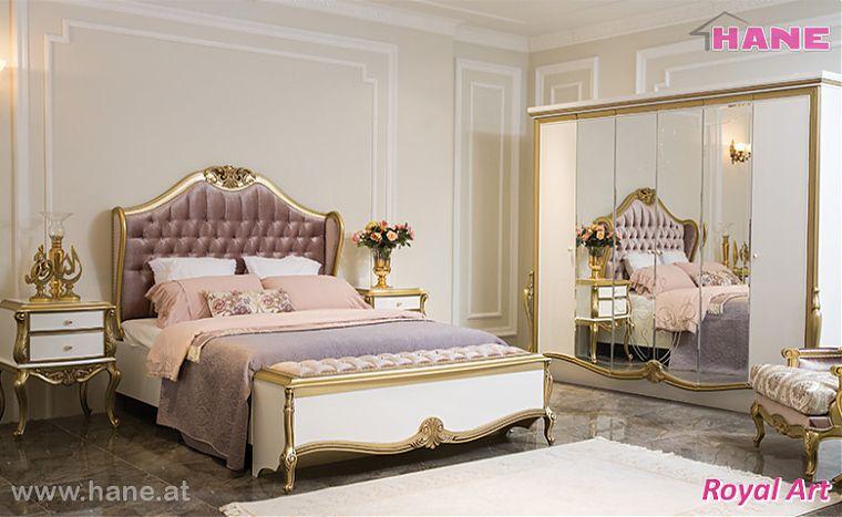 Royal Art Italienische & klassische Schlafzimmer | Stilev ...